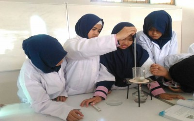SMP QSBS – ALKAUTSAR561 Sekolahnya Calon Ilmuwan