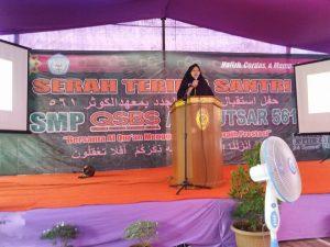 PENERIMAAN SISWA BARU (PSB) TAHUN AJARAN 2019/2020 SMP QSBS Al Kautsar 561