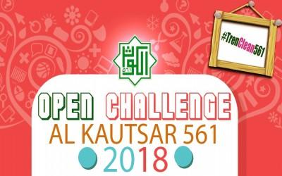 Open Challenge AL KAUTSAR 561